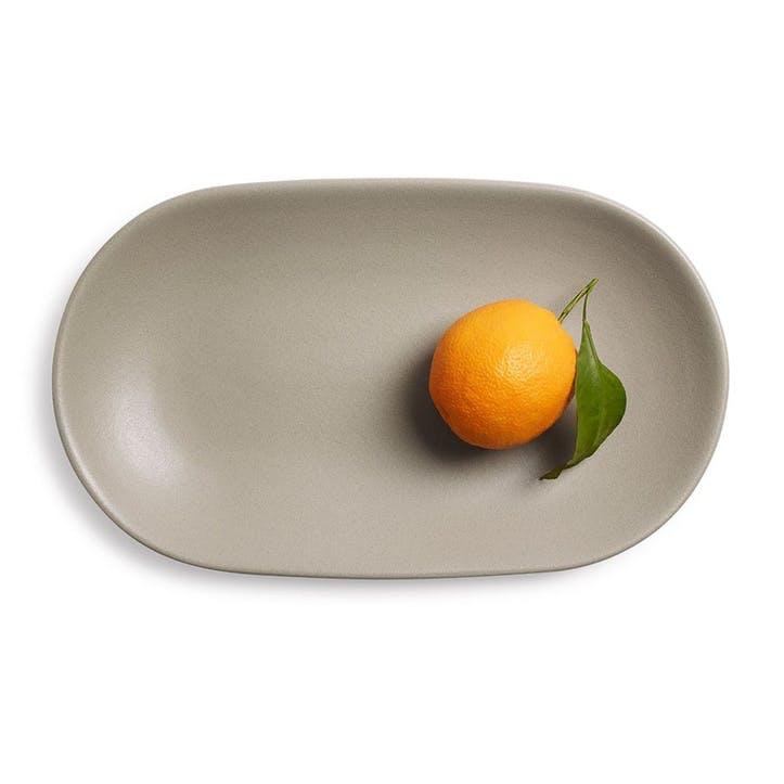 Serving Platter, Pebble