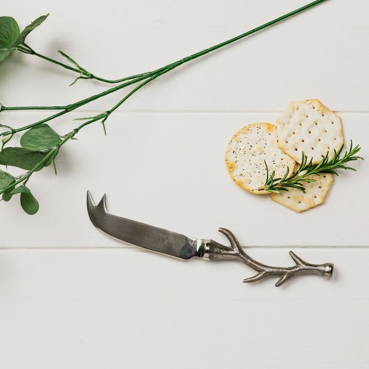 Stag Antler Cheese Knife