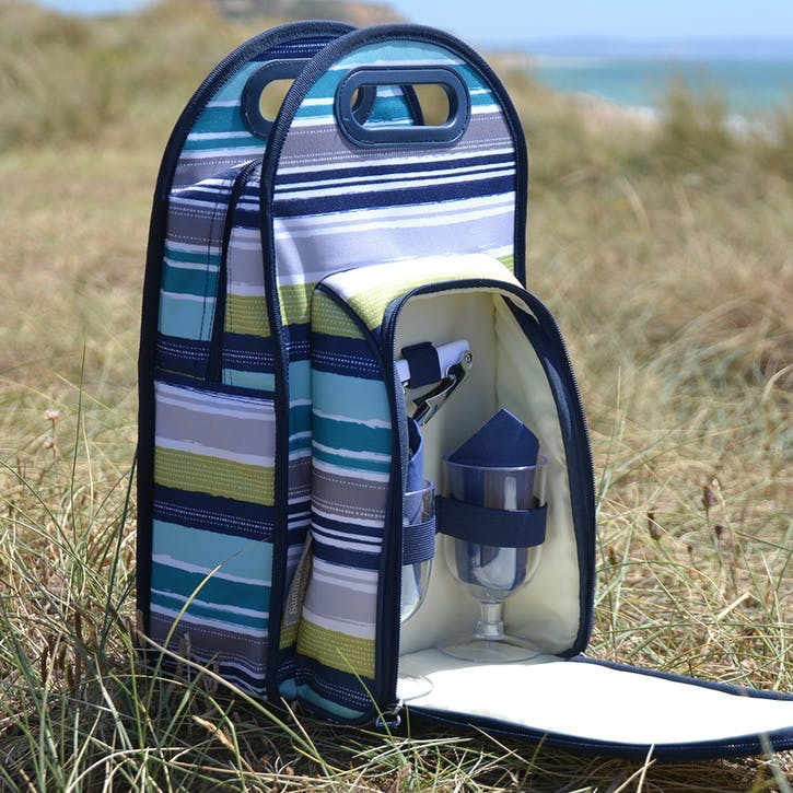 Summerhouse Atlantic 2 Person Wine Carrier