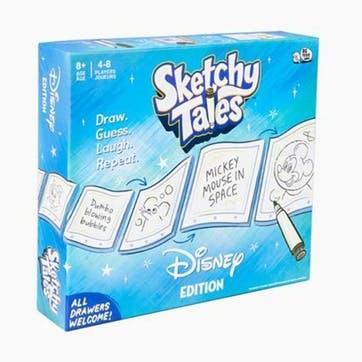 Disney Sketchy Tales
