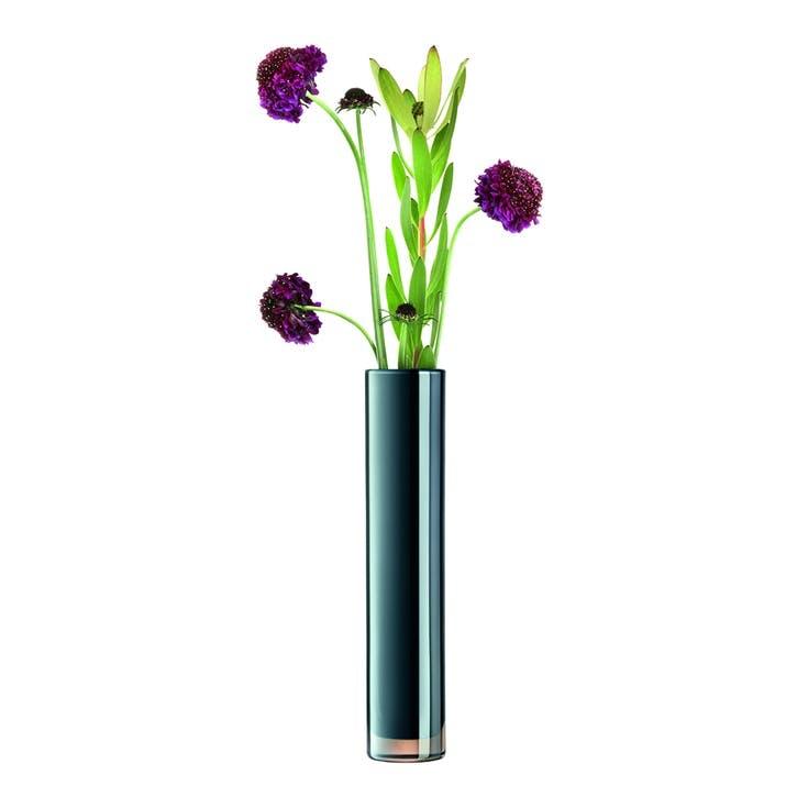 Époque, Vase, H30cm, Sapphire