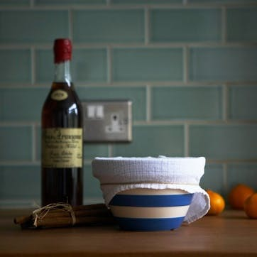 Cornish Blue Pudding Basin