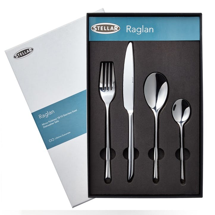 Raglan Cutlery Set, 24 Piece