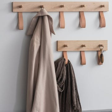 Kelston 5 Peg Coat Hanger