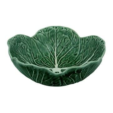 Cabbage Bowls, Set Of 4, 17cm, Green