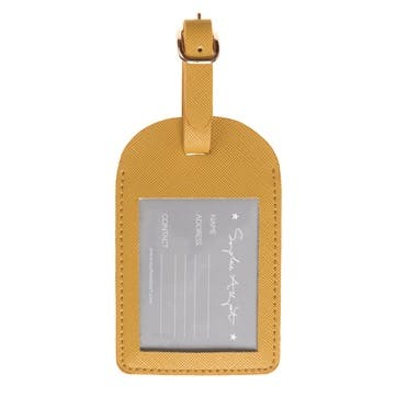 'Bees' Luggage Tag