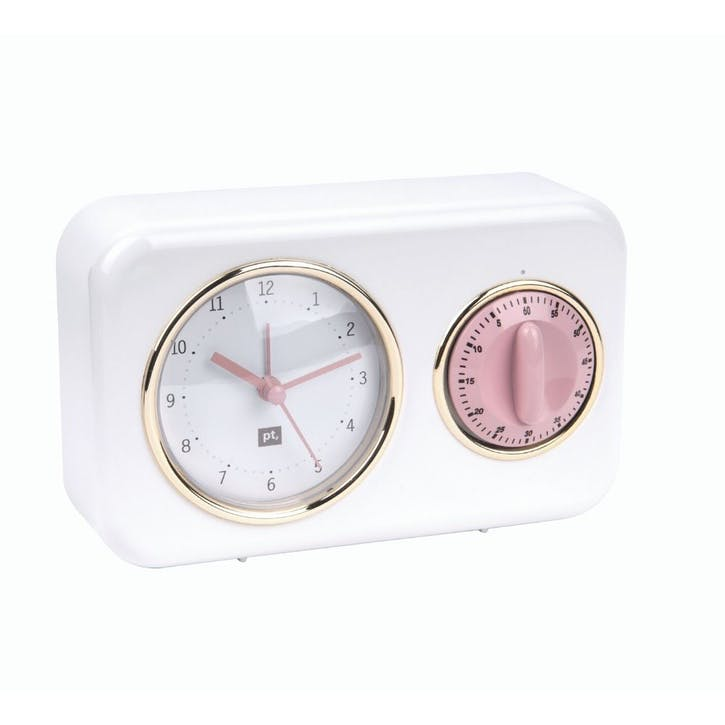 Kitchen Clock with Timer