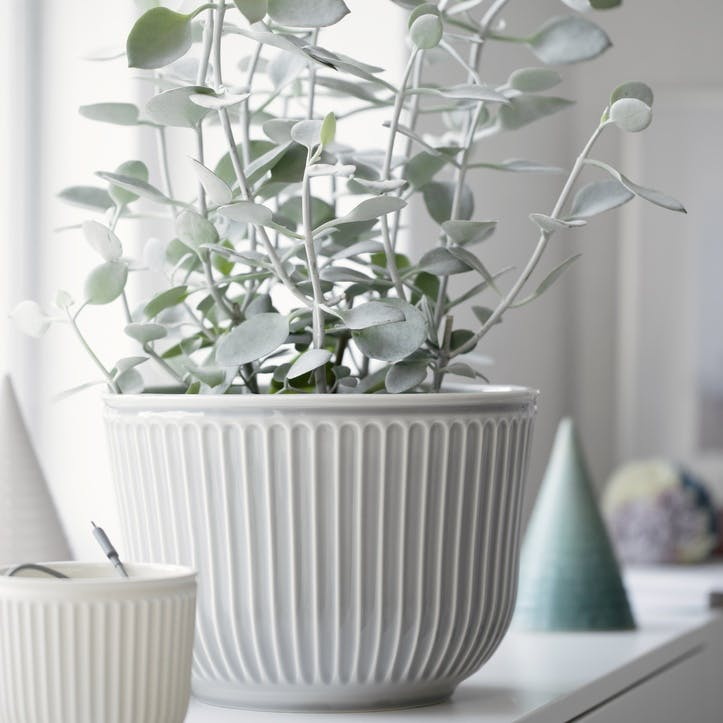 Hammershøi Flowerpot, Light Grey