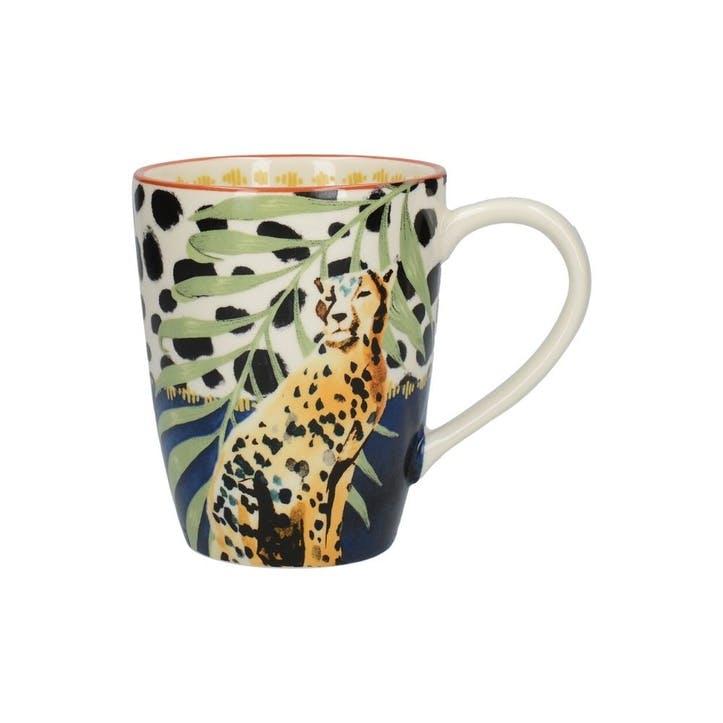 Drift Cheetah Mug