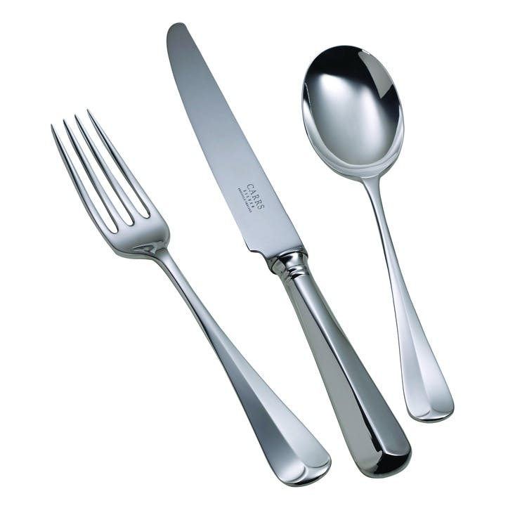 Rattail Stainless Steel Cutlery Set, 10 Piece