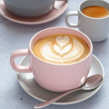 Café Concept Cappuccino Cup, Pink
