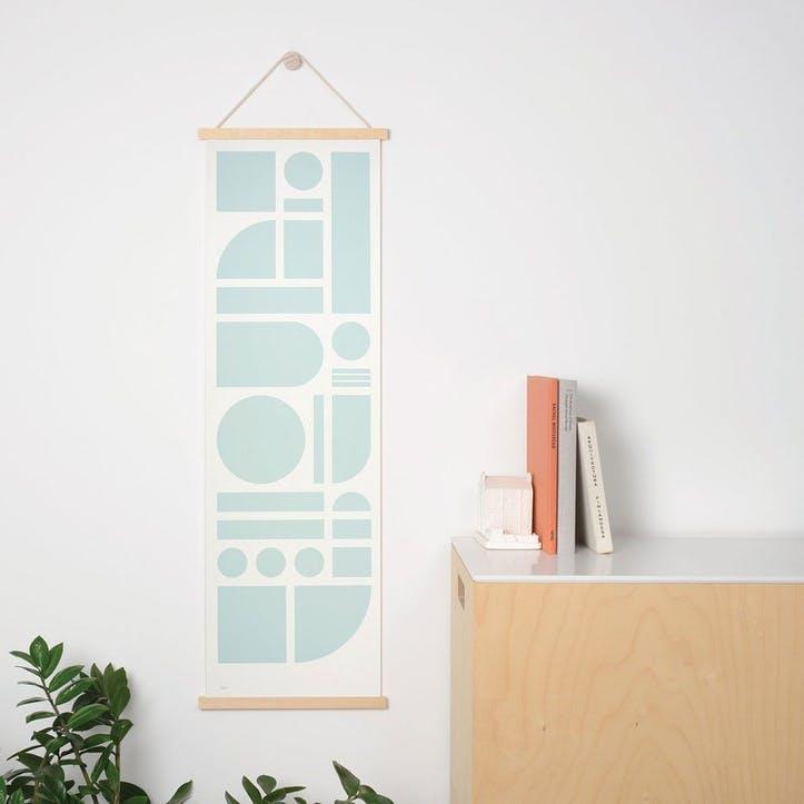 Post, Wall Hanging, H100 x L30cm
