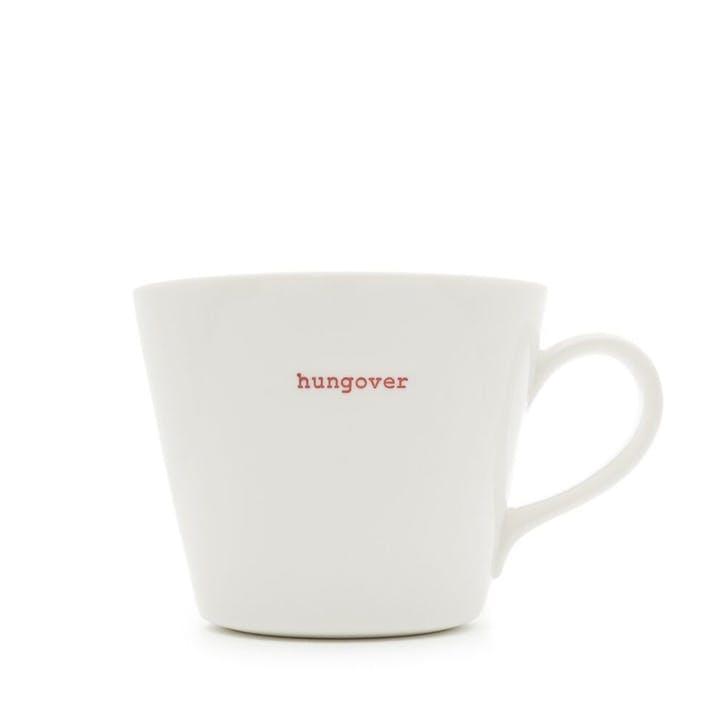 'Hungover' Bucket Mug, 350ml