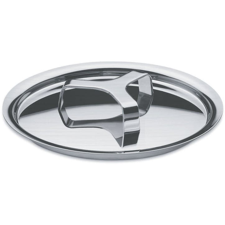 Pots & Pans Stainless Steel Lid - 16cm