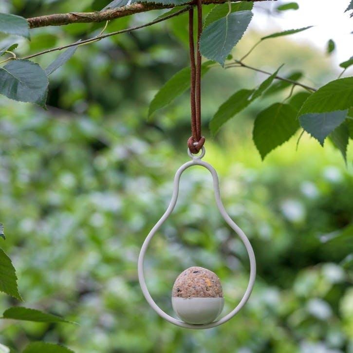 Fat Ball Bird Feeder, Pear