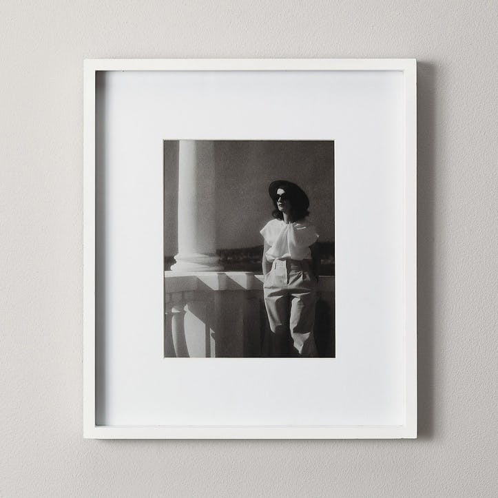 Fine Wood Frame 8x10'' White
