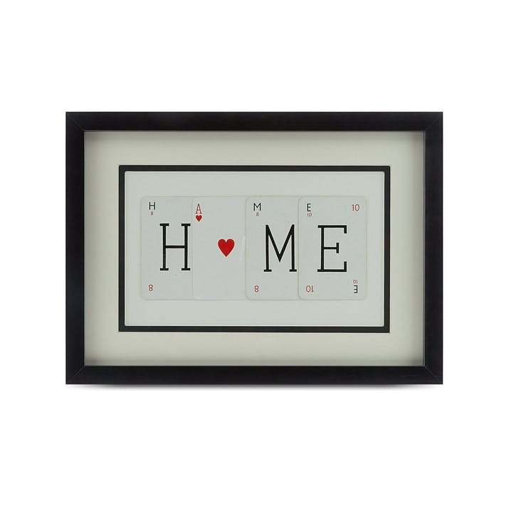 'Home' Word Frame