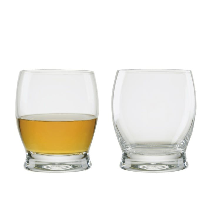 Manhattan Whisky Glasses, Set of 2