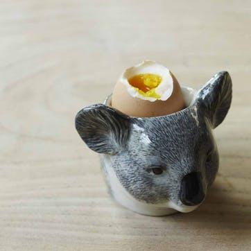 Ceramic Animal Egg Cup, Koala