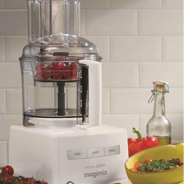 Food Processor 5200 XL; White