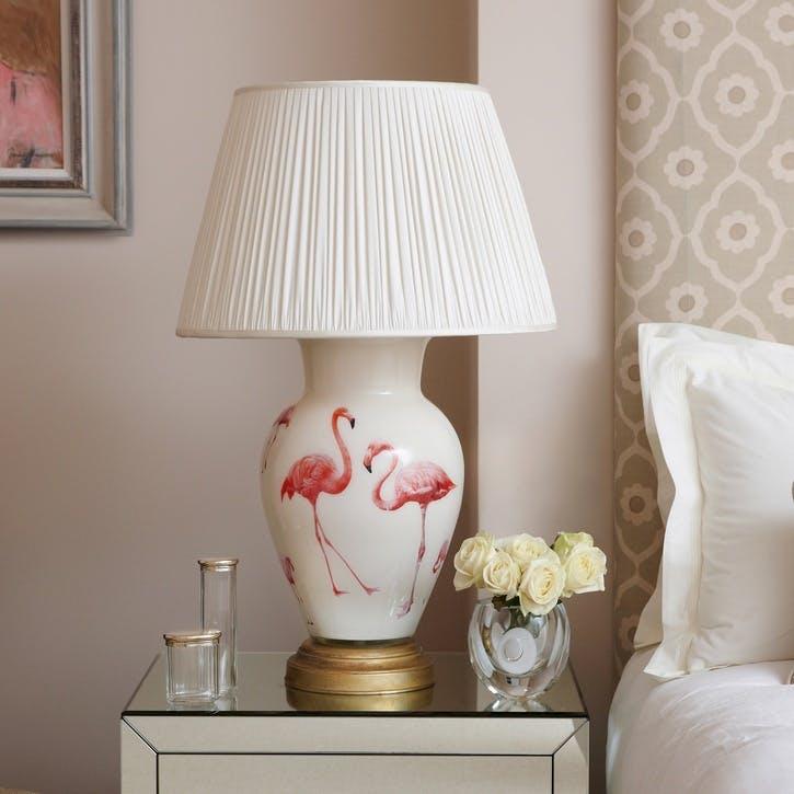 'The Pink Ladies' Flamingo Lamp Base, Large