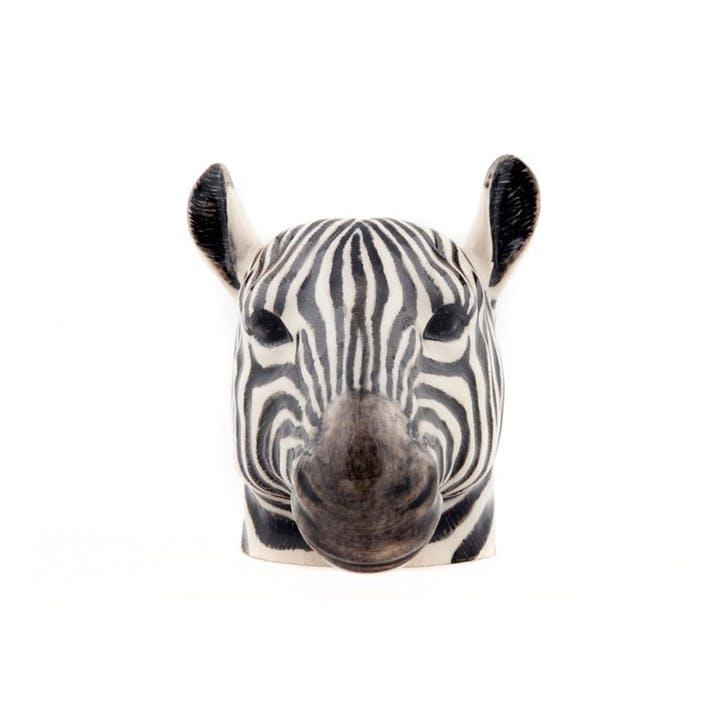 Zebra Face, Pair Of Egg Cups