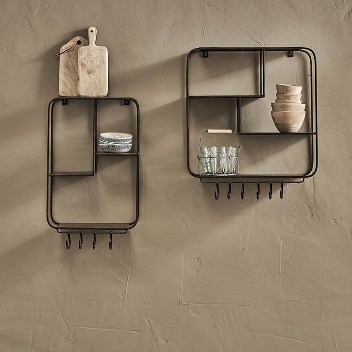 Ngando Wall Hung Shelf, Large