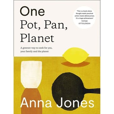 Anna Jones; One Pot, Pan, Planet