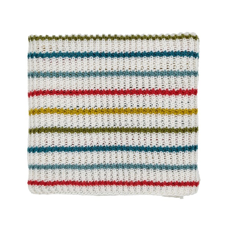 Macaw Knitted Throw