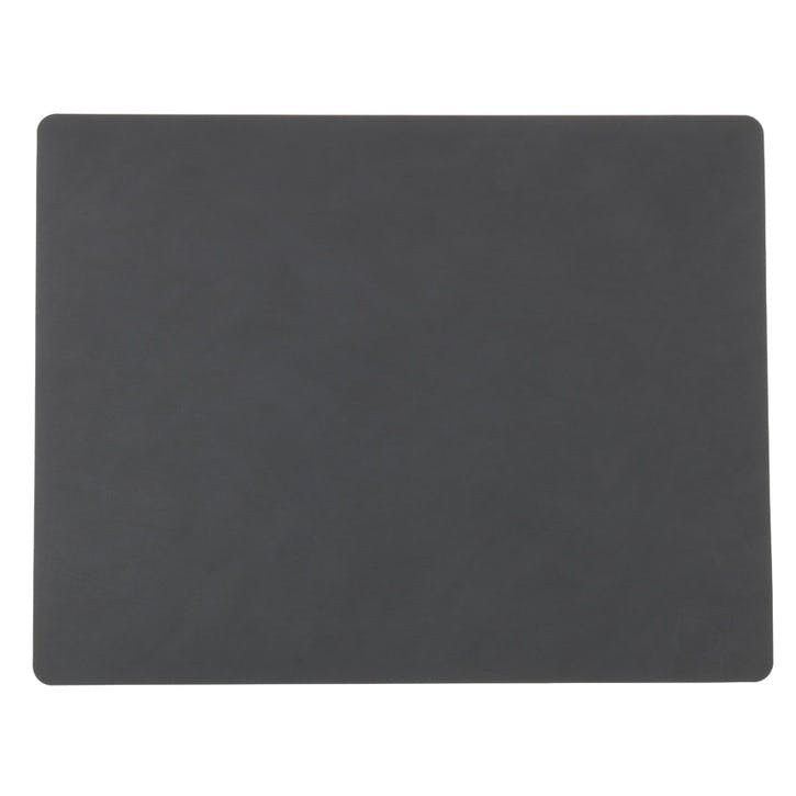 Rectangular Placemat, Set of 4, Anthracite