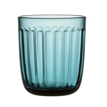 Raami Tumbler, Set of 2, Sea Blue