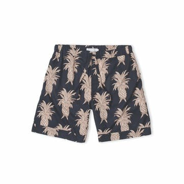 Howie Pyjama Shorts, Large