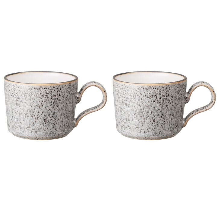 Studio Grey Brew Tea/Coffee Cup, Set of 2