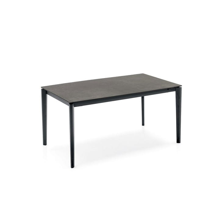 Rocca Ceramic Extending Table 130-230cm P321 Lead