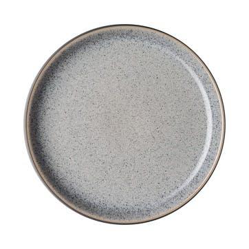 Studio Grey Coupe Dinner Plate