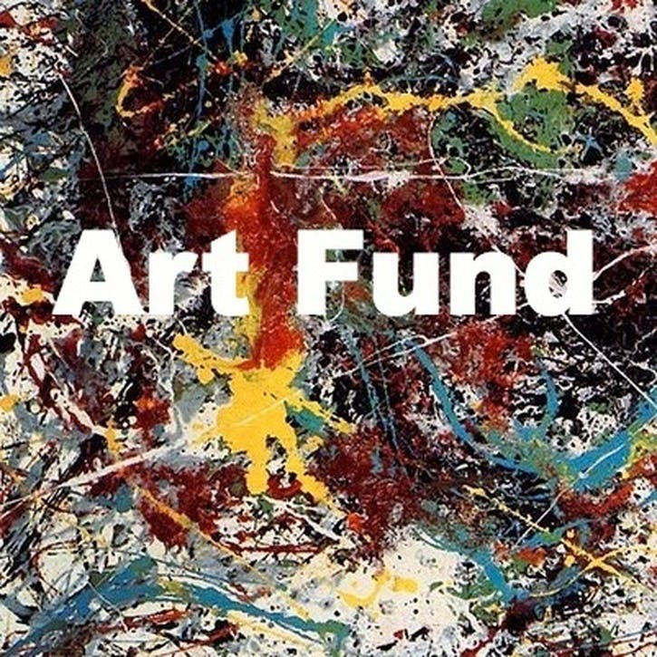 Contributions to Art Fund £25