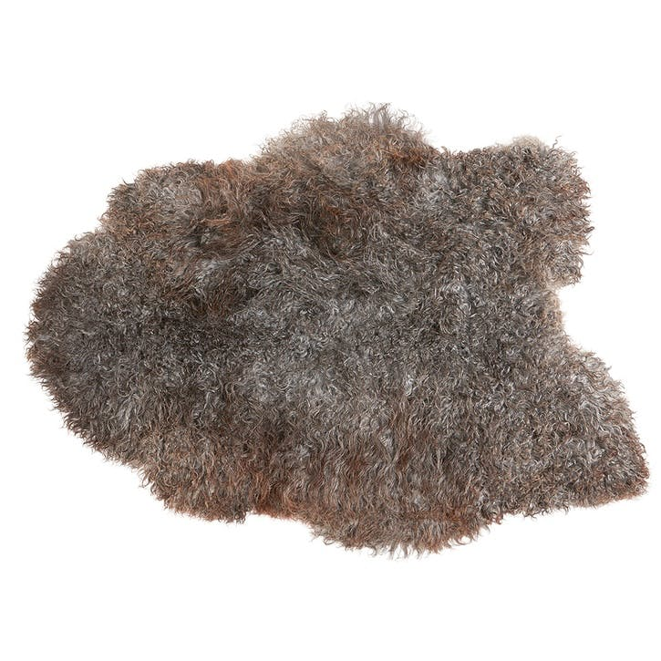 Sanda Sheepskin, Dark Natural