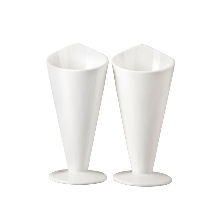 James Martin Gastro 2 Piece Chip Cone Kit