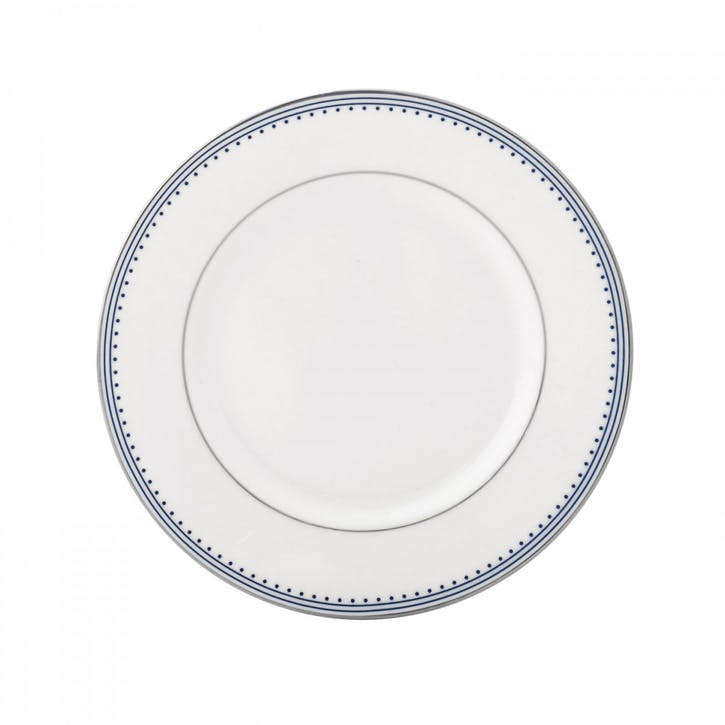 Grosgrain Indigo Side Plate