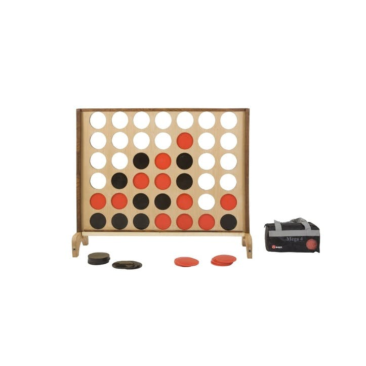 Giant 4 Garden Game, 90cm