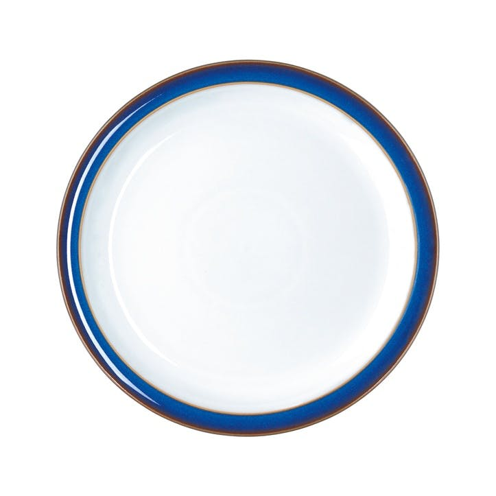 Imperial Blue Medium Plate, 22cm