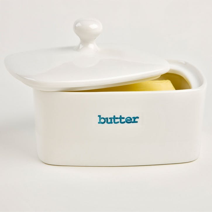'Butter' Dish