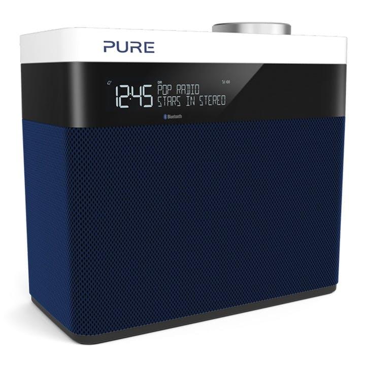 Pop Maxi S DAB Radio with Bluetooth , Navy