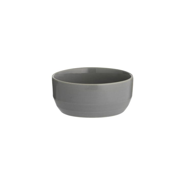 Café Concept Snack Bowl, Dark Grey