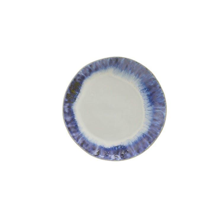 Brisa Blue Starter/ Side Plates, Set of 6