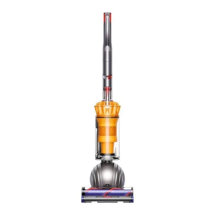 Light Ball Multifloor Upright Bagless Vacuum Cleaner, Iron & Yellow