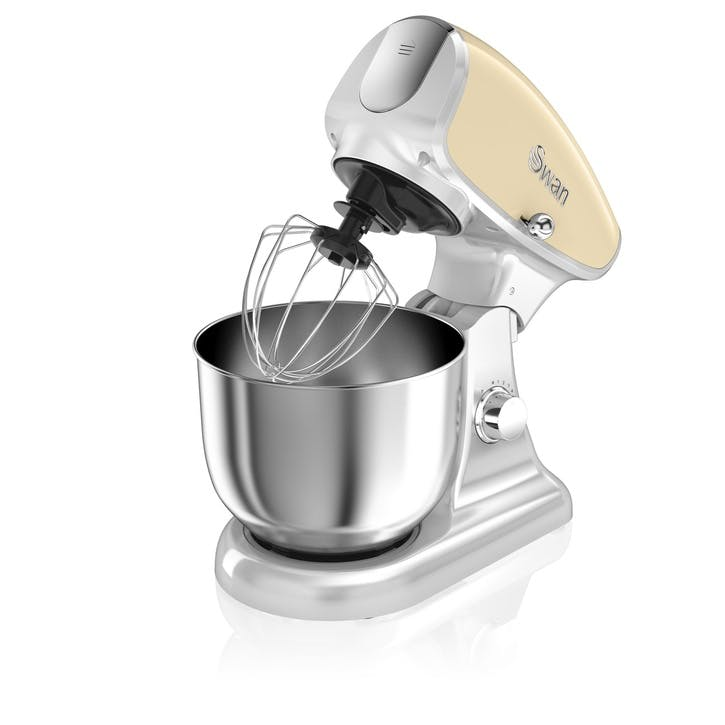 Retro Stand Mixer, Cream