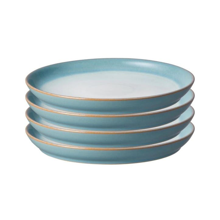 Azure Haze Dinner Plate, Set of 4