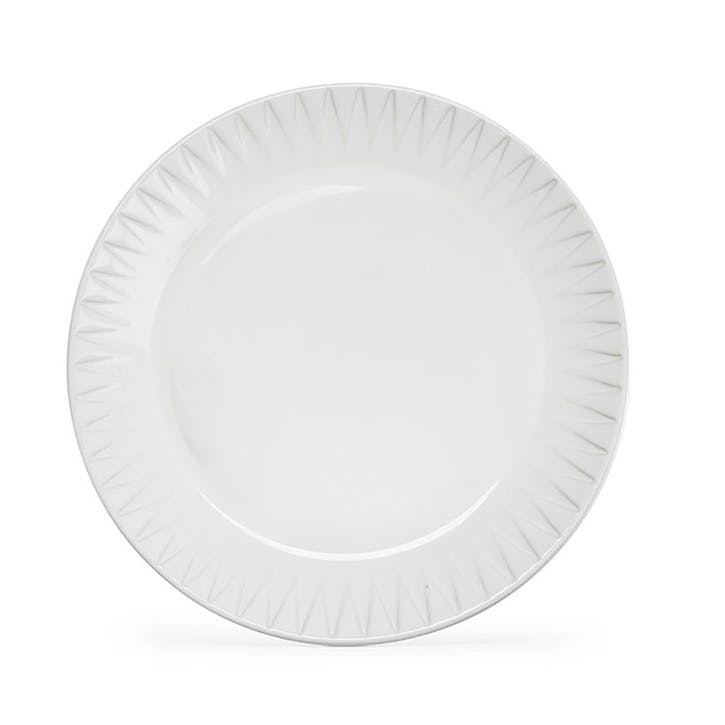 Coffee & More, Side Plate, 20cm, White