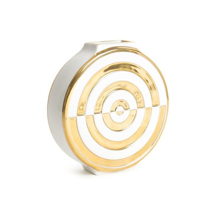 Futura Bullseye Vase